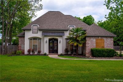 Bossier City Single Family Home For Sale: 1013 Fawn Hollow