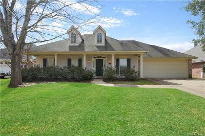 Bossier City Single Family Home For Sale: 1624 S Lexington Drive