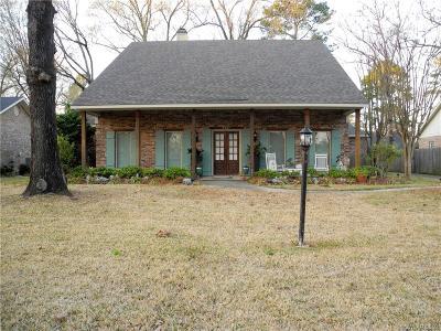 Ellerbe Road Estates Single Family Home For Sale: 9087 Ferry Creek Drive