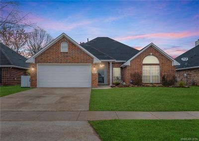 Bossier City Single Family Home For Sale: 6013 Whitney Drive