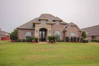 Haughton Single Family Home Active Under Contract: 1815 Coldwater Creek Creek
