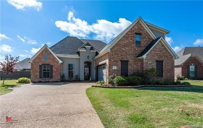 Bossier City Single Family Home For Sale: 617 Glenshire Drive