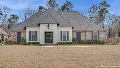 Benton Single Family Home For Sale: 1009 Woodlake Ridge Road