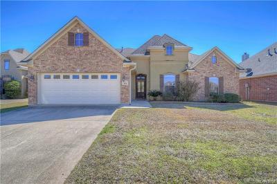 Bossier City Single Family Home For Sale: 404 Fair Oaks Street