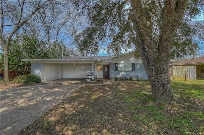Bossier City Single Family Home For Sale: 2423 Waverly Drive