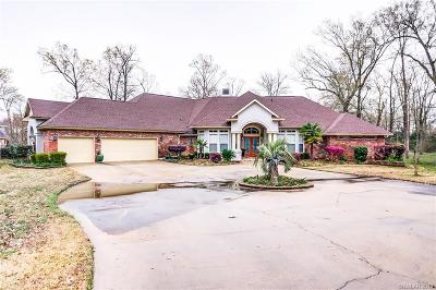 Shreveport Single Family Home For Sale: 2095 N Cross Drive