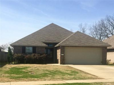 Bossier City Single Family Home For Sale: 3273 Grand Lake Drive
