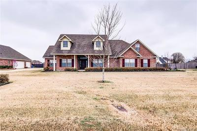 Benton Single Family Home For Sale: 251 Cattail Trail