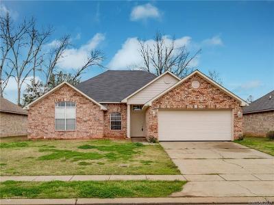 Bossier City Single Family Home For Sale: 230 Avondale Lane