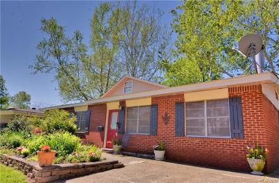 Bossier City Single Family Home For Sale: 5324 Jonquil Street