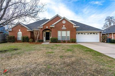 Bossier City Single Family Home For Sale: 103 Summit Drive