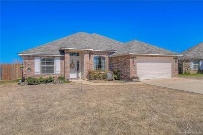Bossier City Single Family Home For Sale: 2377 Tallgrass