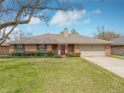 Bossier City Single Family Home For Sale: 425 Mayfair Drive