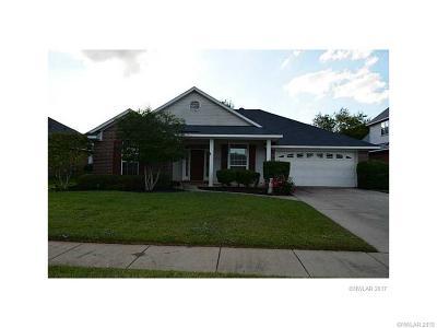 Bossier City Single Family Home For Sale: 258 Melissa Lane