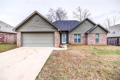 Haughton Single Family Home For Sale: 519 Amberwood Drive