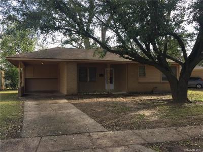 Bossier City Single Family Home For Sale: 1012 Wanda Drive