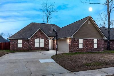 Haughton Single Family Home For Sale: 177 Bent Tree Loop