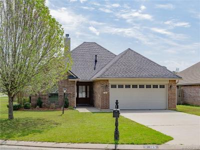 Haughton Single Family Home For Sale: 125 Satinwood