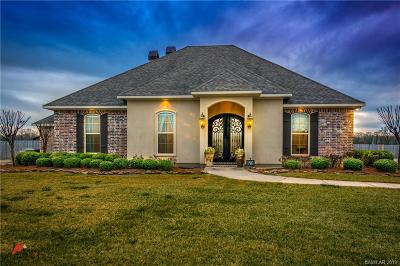 Bossier City Single Family Home For Sale: 190 Cardnell Road