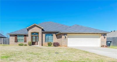 Bossier City Single Family Home For Sale: 2153 Sweet Bay