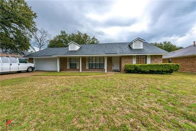 University Terrace, University Terrace South Single Family Home For Sale: 1613 Gentilly Drive