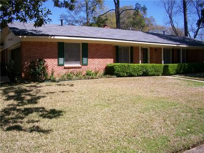Broadmoor Terrace Single Family Home For Sale: 302 Yolanda Lane