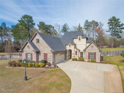 Haughton Single Family Home For Sale: 347 Dogwood South Lane