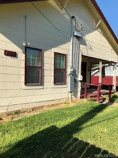 Bossier City Single Family Home For Sale: 415 Kelly Street