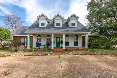 Bossier City Single Family Home For Sale: 406 Parklane Drive