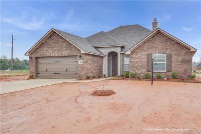 Haughton Single Family Home For Sale: 348 North Hampton