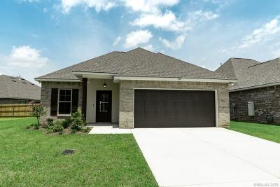 Bossier City Single Family Home For Sale: 340 Coppice Place