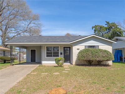 Bossier City Single Family Home For Sale: 1919 Saturn Street