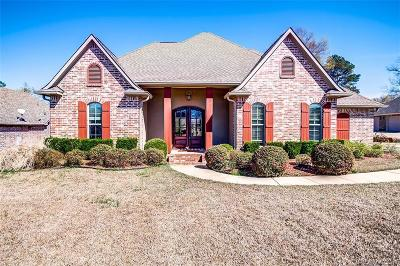 Benton Single Family Home For Sale: 4133 Periwinkle Lane