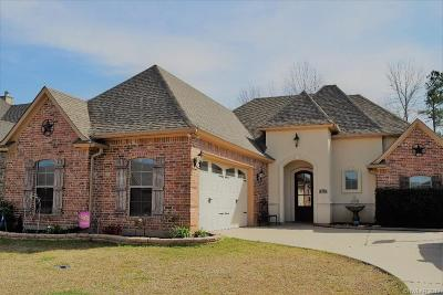 Haughton Single Family Home For Sale: 324 Woodsprings