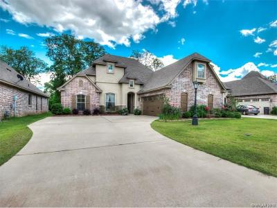 Haughton Single Family Home Active Under Contract: 503 Dogwood South Lane