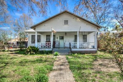 Benton Single Family Home For Sale: 510 Lee Street
