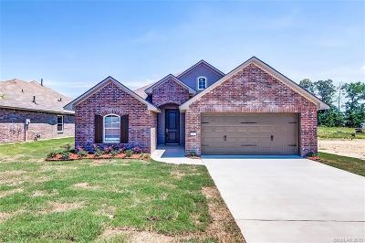 Shreveport Single Family Home For Sale: 5622 Chantilly Street