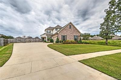 Benton Single Family Home For Sale: 13 Turtle Creek Drive