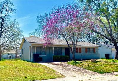 Bossier City Single Family Home For Sale: 4812 Sullivan Street