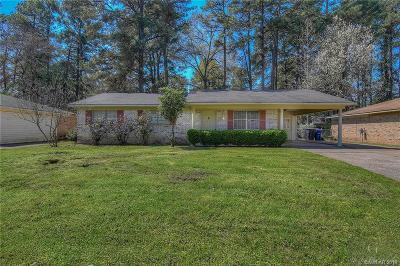 Shreveport Single Family Home For Sale: 8888 Bernay Drive