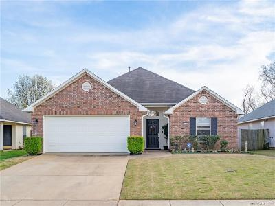 Bossier City Single Family Home For Sale: 323 Gaston Lane