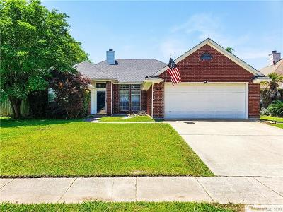 Bossier City Single Family Home For Sale: 2103 Mockingbird Lane