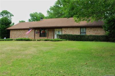 Minden Single Family Home For Sale: 147 Methodist Camp Road