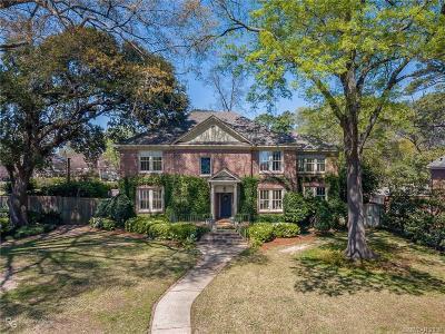 Shreveport Single Family Home For Sale: 980 Thora Boulevard