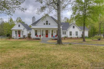 Benton Single Family Home For Sale: 165 Holli Road