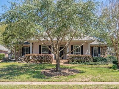 Bossier City Single Family Home For Sale: 152 Southwood Drive