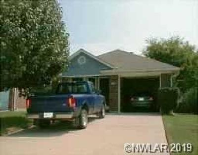 Bossier City Single Family Home For Sale: 1435 Williamsburg Drive