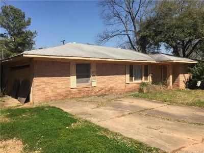 Bossier City Single Family Home For Sale: 2407 Ashland