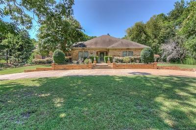Shreveport LA Single Family Home For Sale: $399,900