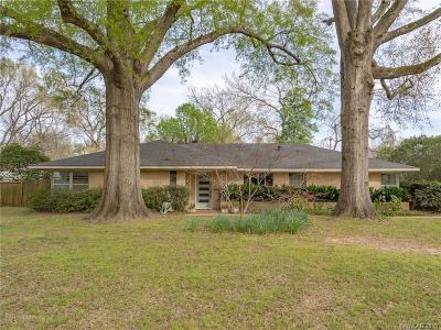 Shreveport LA Single Family Home For Sale: $212,000